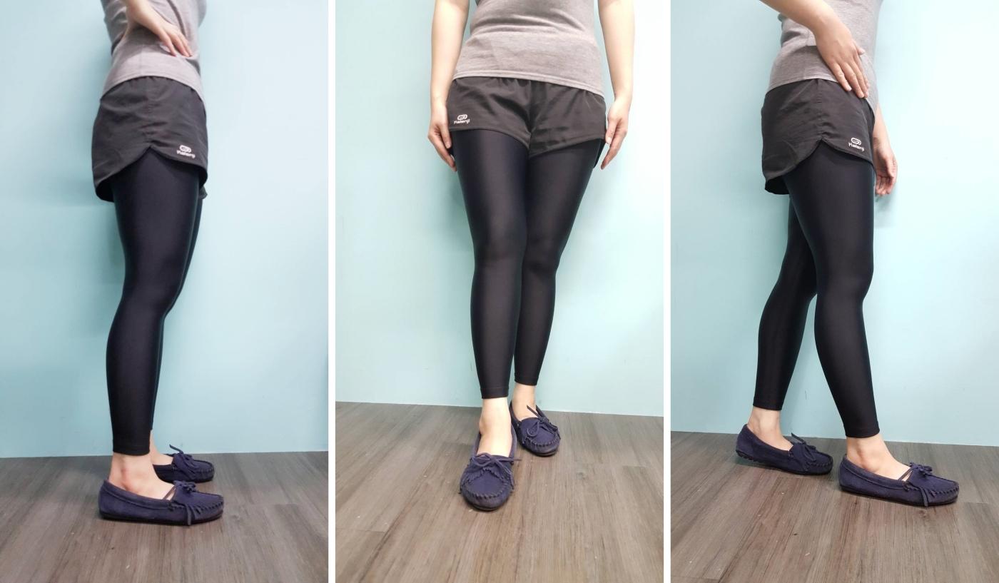 壓力褲造型-紙片人
